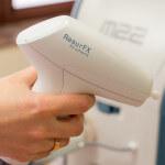 Лазерная шлифовка рубцов и морщин ResurFX™
