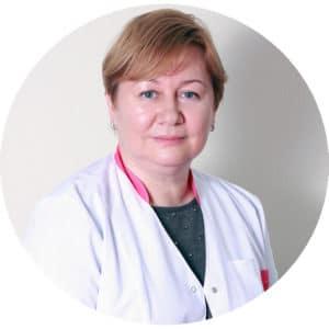 Психотерапевт Байкова Ирина Анатольевна