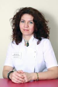 Проктолог Брилевская Татьяна Леонидовна