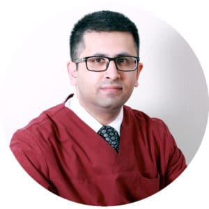 Дерматолог Мохаммад Самир Горейши