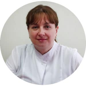 Путятина Анжела Ивановна дерматолог в Минске
