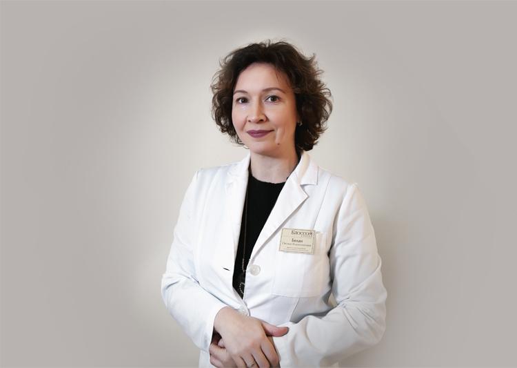 Белан Оксана Владиленовна